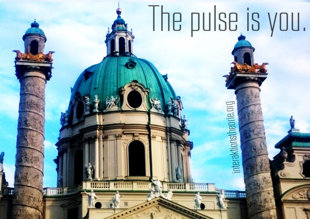 The pulse is you